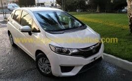 GLAMOROUS PEARL WHITE HONDA FIT 1.3L, AUTO, JAPANESE, FULLY EQUIPPED, OUTSTANDING CONDITION