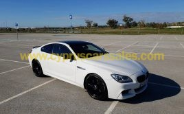 BMW 640d M package