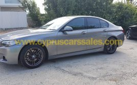 BMW 520D M SPORT 2013 TIPTRONIC 184 BHP
