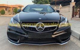 Mercedes E220 AMG