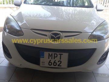 Mazda Demio Sky Active