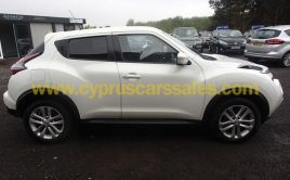 Nissan Juke 1.6 16v Acenta Premium 5-Door