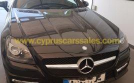 Mercedes SLK250 CDI BlueEFFICIENCY