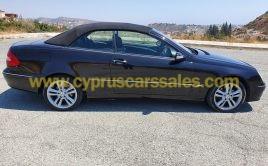 Mercedes clk 200 1.8L convertible