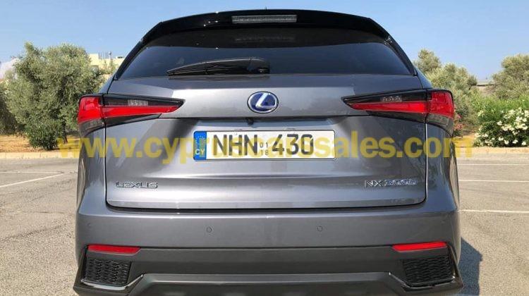 Lexus NX300h Sport Hybrid