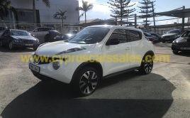 Nissan Juke N-TEC 2013