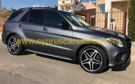Mercedes GLE 4MATIC AMG