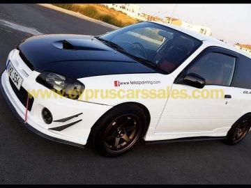 Toyota Glanza Turbo