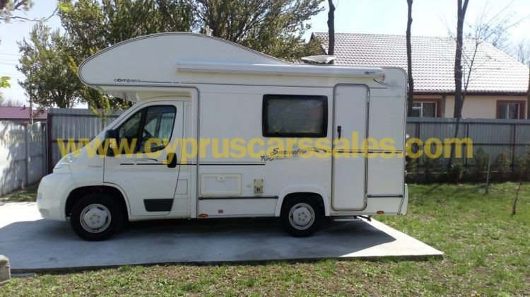 2009 Right Hand Drive Motorhome for sale