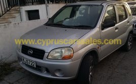 Suzuki swift 2001