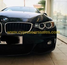 BMW 4 Series Convirtable – M Sport package