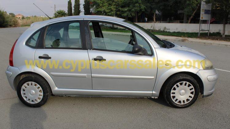 Citroen C3 1,600 EUR