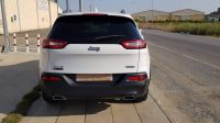 JEEP CHEROKEE 2.0 CRD 225 bhp 4X4 5dr AUTOMATIC DIESEL YEAR 2015.