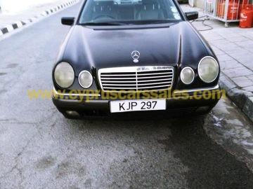 Mercedes E200 Elegance