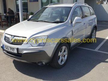 Opel Antara 2.0L, Diesel, Automatic, 4WD, 2007, €6000