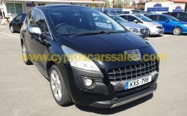 Peugeot 3008 1.6L HDi 2010, Cypriot Car, €7500, Diesel Car, Automatic