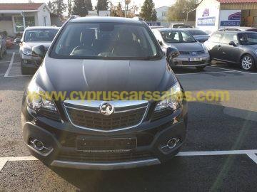 Vauxhall Mokka 1.7L CDTI Auto, Diesel, €12700 2013