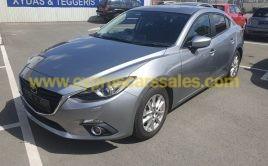€13,000 Mazda 3 1,5L 2015