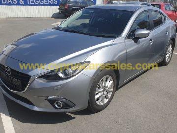Mazda 3 1.5L, Petrol, Sedan, 10/2014 €12500, Auto