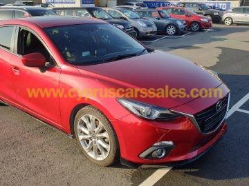 Mazda 3 2.0L Sport (165 BHP) €14000, Petrol, Full Extra, €85 ROAD TAX