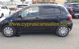 Toyota Vitz 1.3L Auto, 11/2006, Black