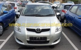 Toyota Auris 2.0 D-4D Manual Silver 2007 €6500