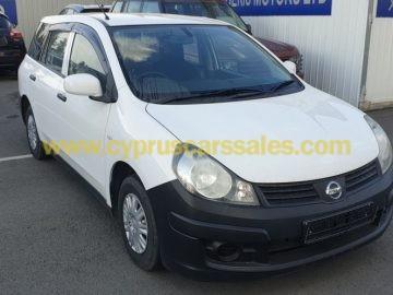 Nissan AD Van 2013 1.5 Petrol Auto €7500