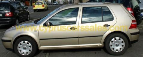 VW Golf, 1.4L , 16V
