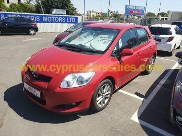 Toyota Auris 1.4L Red MANUAL DIESEL €7500 2009