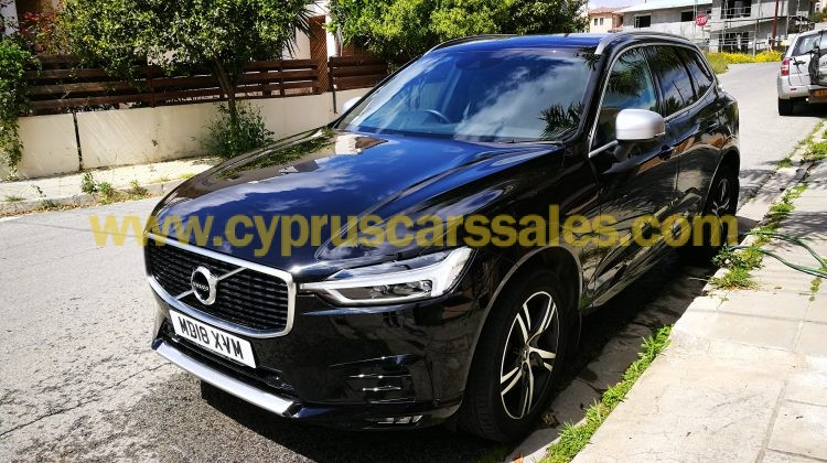 VOLVO XC60 R-DESIGN AWD, D4 2.0 DIESEL, 2018, 190bhp