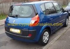 Renault Scenic 1.6L