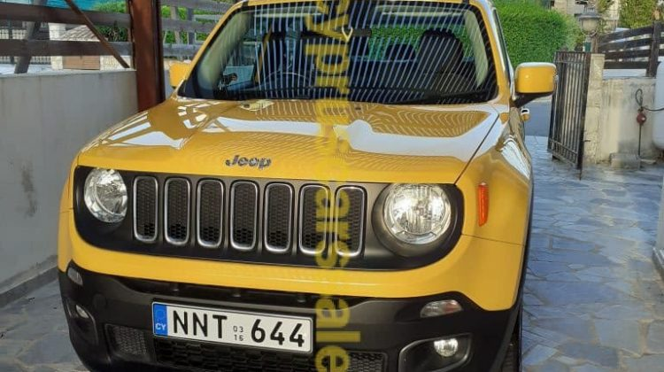 Jeep Renegarde