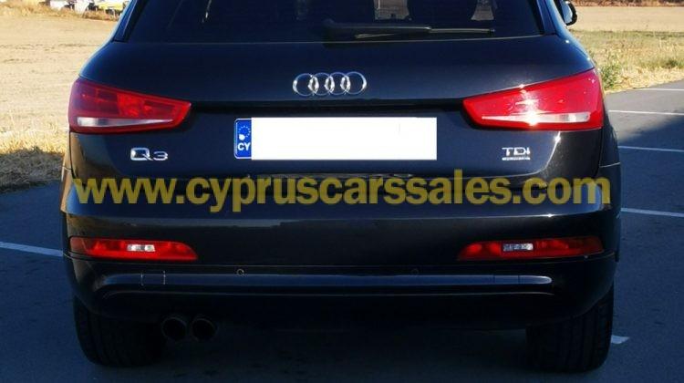 Audi Q3 20 TDI Quattro