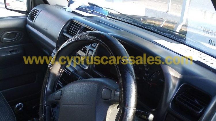 Suzuki Jimny 1,3L 2000 Price Negotiable for fast sale