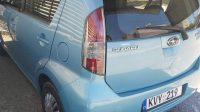 Subaru Justy 10″ 2009