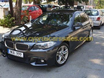 BMW 520 Diesel, Automatic, 09/2013