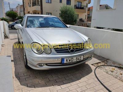 Mercecdes-Benz CLK 2003