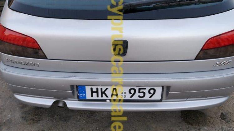Peugeot 306 1360CC A/C