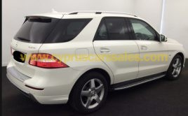 ML250 AMG limited edition extras