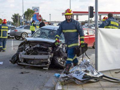 Cyprus' road deaths above EU average