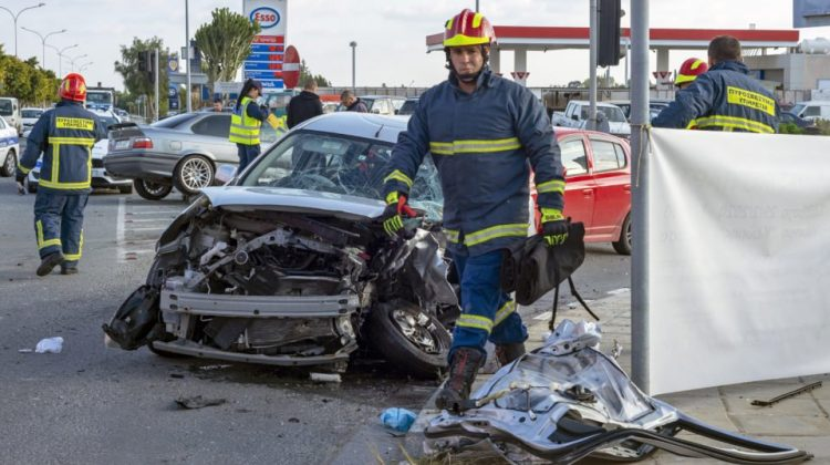 Cyprus' road deaths above EU average