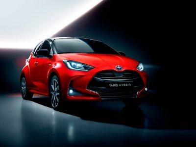 The New Toyota Yaris