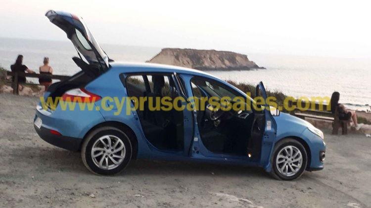 Renault Megane Dynamique 2014