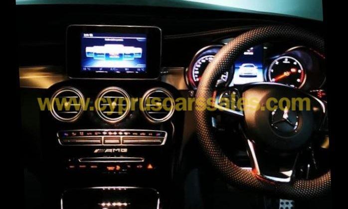 Mercedes W205 220d