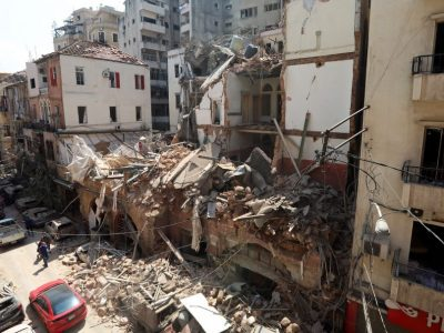 Cyprus link to devastating Beirut blast