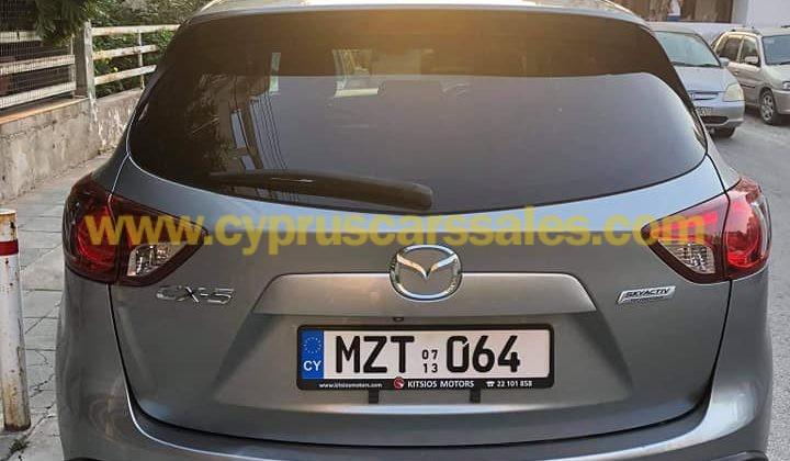 Mazda CX5-5 Japan