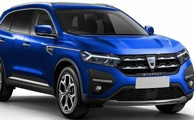 2022 Dacia Grand Duster Rendered With New Sandero Stepway Design Influences
