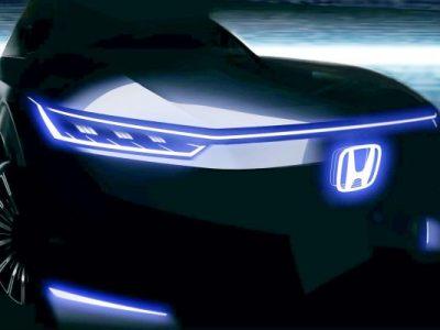 Honda Teases Its Next Pure Electric Car Ahead Of Beijing Auto Show