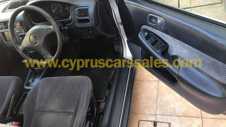 Honda Civic Vtech