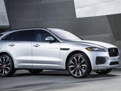 2021 Jaguar F-Pace Brings Refreshed Interior, Mild-Hybrid Engines
